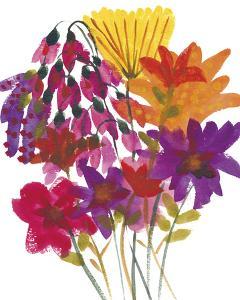 Wild Flowers by Kim Johnson