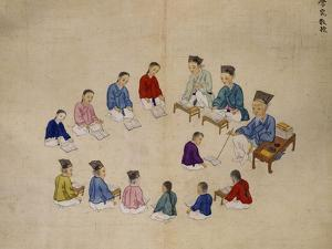 Classroom by Kim Junkeun