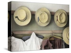 Amish Study No.18 by Kim Koza