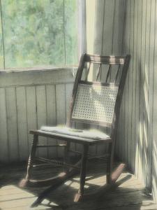 Claussen Inn Rocking Chair by Kim Koza