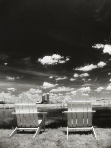 Two Beach Chairs by Kim Koza