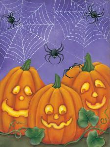 3 Spiders by Kim Lewis