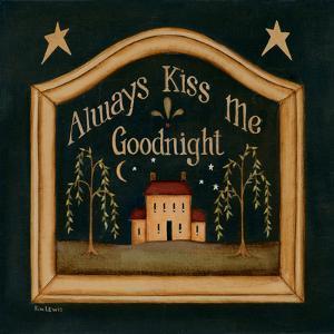 Always Kiss Me Goodnight by Kim Lewis