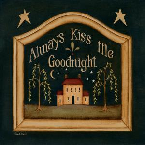 Always Kiss Me Goodnight by Kim Lewis