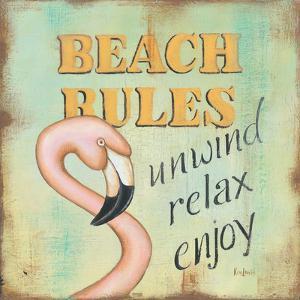 Beach Rules by Kim Lewis