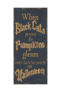 Black Cats by Kim Lewis