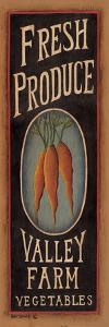 Carrots by Kim Lewis