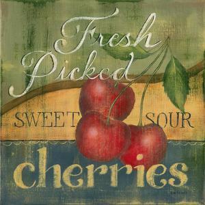 Cherries by Kim Lewis