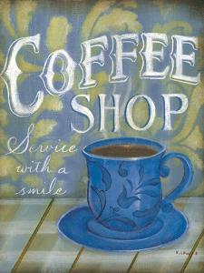 Coffee Shop by Kim Lewis