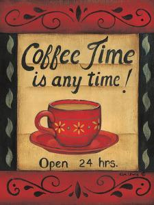 Coffee Time Is Any Time by Kim Lewis
