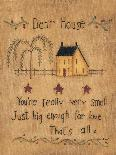 Family and Friends-Kim Lewis-Art Print