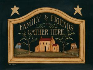 Family and Friends by Kim Lewis
