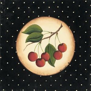 Five Cherries by Kim Lewis