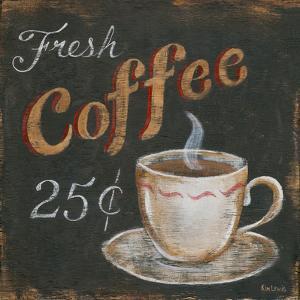 Fresh Coffee 25C by Kim Lewis
