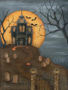 Haunted House by Kim Lewis