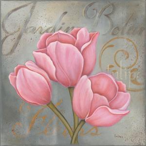Jardine Tulips by Kim Lewis