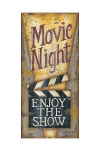 Movie Night by Kim Lewis