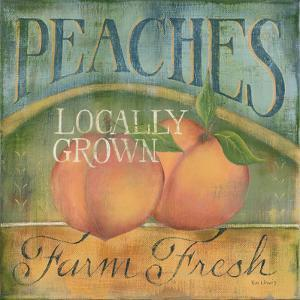Peaches by Kim Lewis