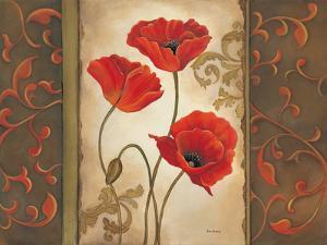 Poppy II by Kim Lewis