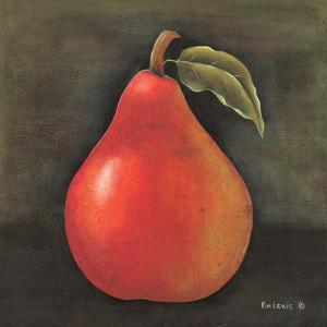 Red Pear by Kim Lewis