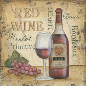Red Wine by Kim Lewis