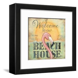 Welcome to Our Beach House by Kim Lewis