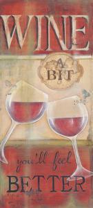 Wine a Bit by Kim Lewis