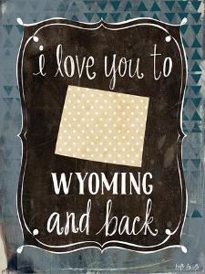 Wyoming and Back by Kim Lewis