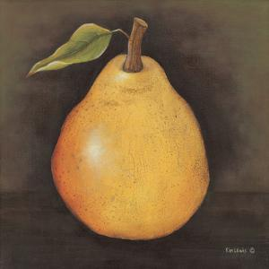Yellow Pear by Kim Lewis