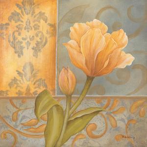 Yellow Tulip by Kim Lewis