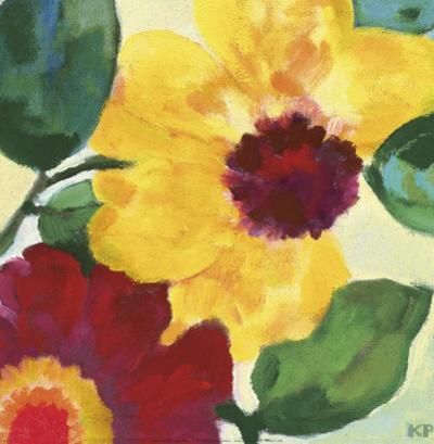 Anemone Garden I by Kim Parker