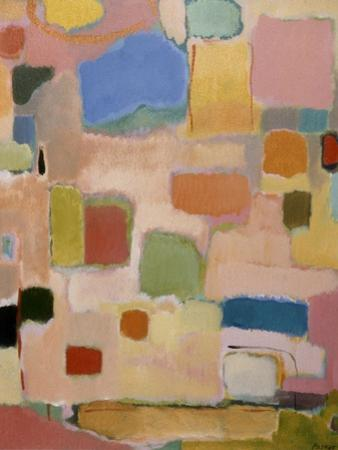 Color Essay with Pinks by Kim Parker