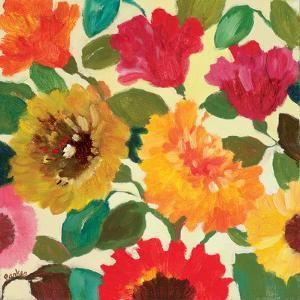 Fall Garden 1 by Kim Parker