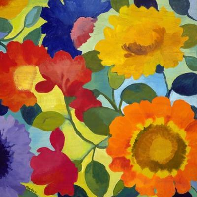 Flower Market 2 by Kim Parker