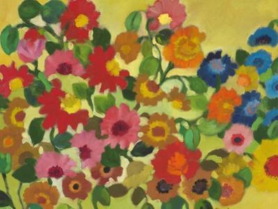 July Garden by Kim Parker