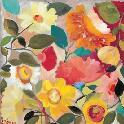 Lush Garden by Kim Parker