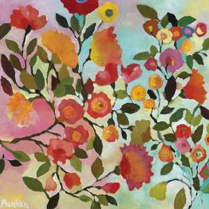 Rose Trellis by Kim Parker