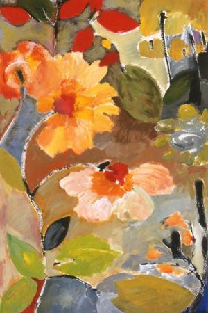 Waterlillies by Kim Parker