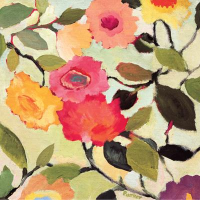 Wild Roses by Kim Parker