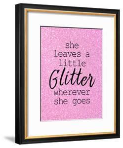 A Little Glittler by Kimberly Allen