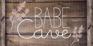Babe Cave Wood by Kimberly Allen