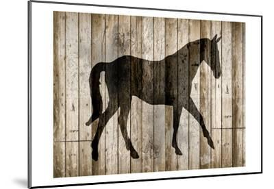Barnwood Horse by Kimberly Allen