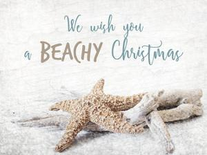 Beachy Christmas by Kimberly Allen