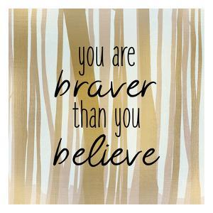 Brave 1 by Kimberly Allen