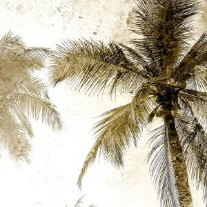 Bright Palm Gold 2 by Kimberly Allen