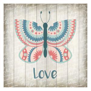 Butterfly Love by Kimberly Allen