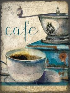 Cafe Latte 1 by Kimberly Allen
