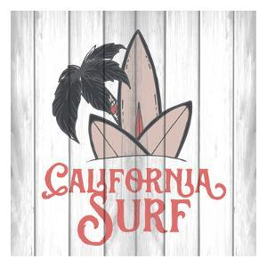 California Surf 2 by Kimberly Allen