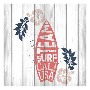 California Surf 3 by Kimberly Allen