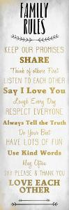 Family Rules v6 by Kimberly Allen